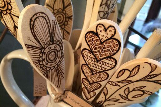 Great Wood Burning Projects